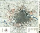 GREATER LONDON. Population change up/down 1921-1938. ABERCROMBIE, 1944 old map